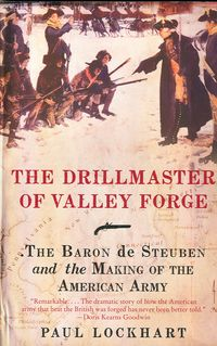 DRILLMASTER OF VALLEY FORGE