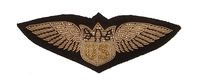 1917 MILITARY AVIATOR WINGS