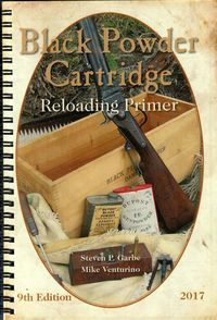 BLACK POWDER CARTRIDGE RELOADING PRIMER