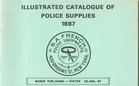 S.A. FRENCH POLICE SUPPLY CATALOG