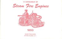 AMERICAN FIRE ENGINE COMPANY CATALOG