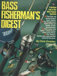 BASS FISHERMANS DIGEST
