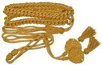 OFFICERS HELMET CORD