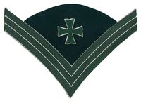 M1902 MEDICAL CORPS SERGEANT CHEVRON