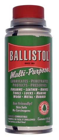 4 Oz BALLISTOL LIQUID