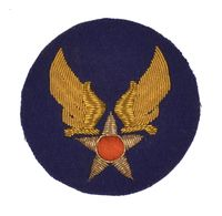 U.S. ARMY AIR FORCE PATCH