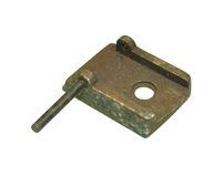 BURNSIDE CARBINE REAR SIGHT BASE & PIN