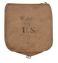 INDIAN WAR HAVERSACK