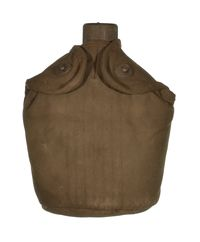 WWII US GI CANTEEN & COVER