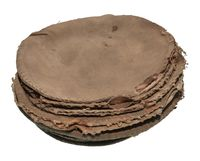 INDIAN WAR THRU SPANISH AMERICAN WAR ROUND CANTEEN COVERS