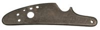 CIVIL WAR M1861 SPRINGFIELD MUSKET LOCKPLATE