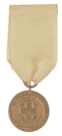 WWI BRITISH RED CROSS MEDAL