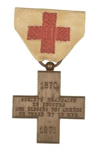 GENEVA CROSS MEDAL