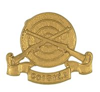 IRISH DEFENSE BADGE