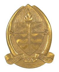 KENYAN FREEDOM AND WORK BADGE