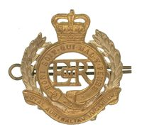 AUSTRALIAN ENGINEERS HAT BADGE