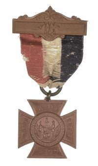 1883 WOMENS RELIEF CORPS MEDAL