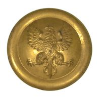 1825 - 1842 SHAKO SIDE BUTTON