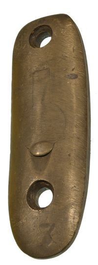 No 1 (SMLE) ENFIELD BUTTPLATE