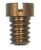 BOLSTER CLEANOUT SCREW