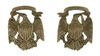 1898 U.S. ARMY ENGINEER & CONTRACT OFFICER SURGEON SHOULDER STRAP EAGLE