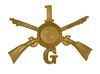 NYS MILITIA SEP CO. CAP INSIGNIA