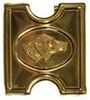 SPORTING DOGS MILLS BELT BUCKLE