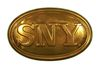M1839 STATE OF NEW YORK OVAL CARTRIDGE BOX PLATE
