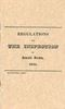 REGULATIONS FOR THE INSPECTION OF SMALL ARMS 1823