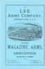 1879 LEE ARMS COMPANY CATALOG