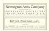 1902 CATALOG REMINGTON ARMS COMPANY