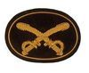CIVIL WAR CAVALRY EMBROIDERED INSIGNIA