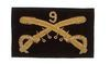 9TH CAVALRY INSIGNIA