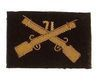 71ST REGIMENT INFANTRY INSIGNIA