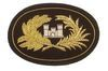 CIVIL WAR ENGINEER CORPS EMBROIDERED INSIGNIA