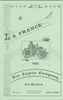 LAFRANCE FIRE ENGINE COMPANY CATALOG