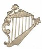 CIVIL WAR IRISH BRIGADE CAP BADGE