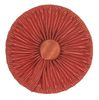RED CLOTH ROSETTE