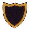 CIVIL WAR EMBROIDERED CORPS BADGE
