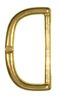BRITISH SLING BRASS BUCKLE