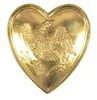 M1860 MARTINGALE HEART WITH EAGLE