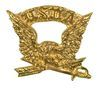 M1878 U.S. MILITARY ACADEMY CAP BADGE