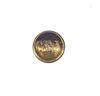 CIVIL WAR CSA CHINSTRAP BUTTON