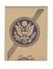 WWII PATRIOTIC MATCHES