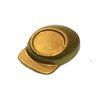 NOVELTY BRASS KEPI