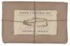 CIVIL WAR .58 CALIBER MINIE TRADITIONAL PAPER CARTRIDGE KIT