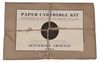 CIVIL WAR .69 ROUNDBALL TRADITIONAL PAPER CARTRIDGE KIT