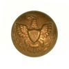 INDIAN WAR EAGLE BUTTON