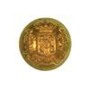 SPANISH AMERICAN WAR SPANISH BUTTON