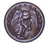 WW1 USMC OVERCOAT BUTTON